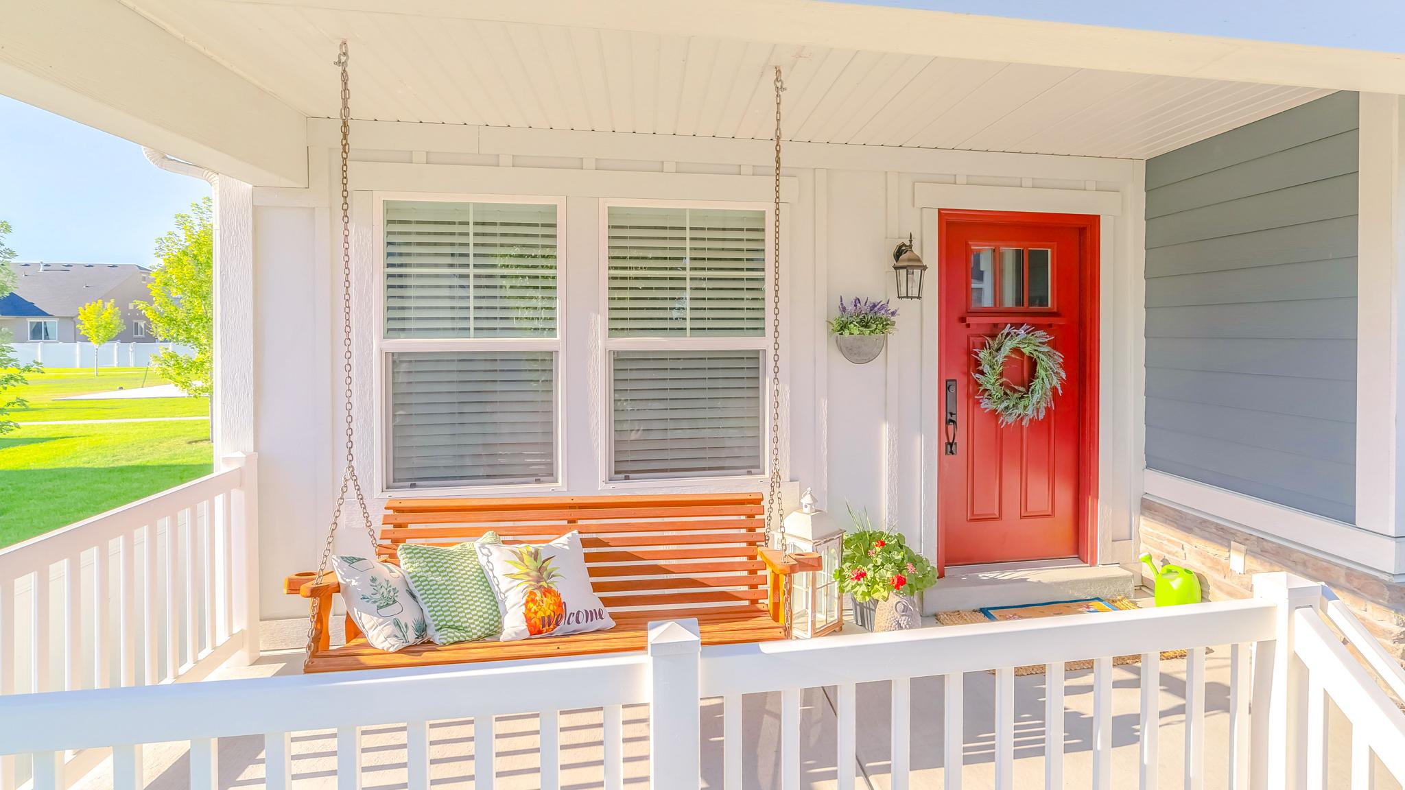 spring front door
