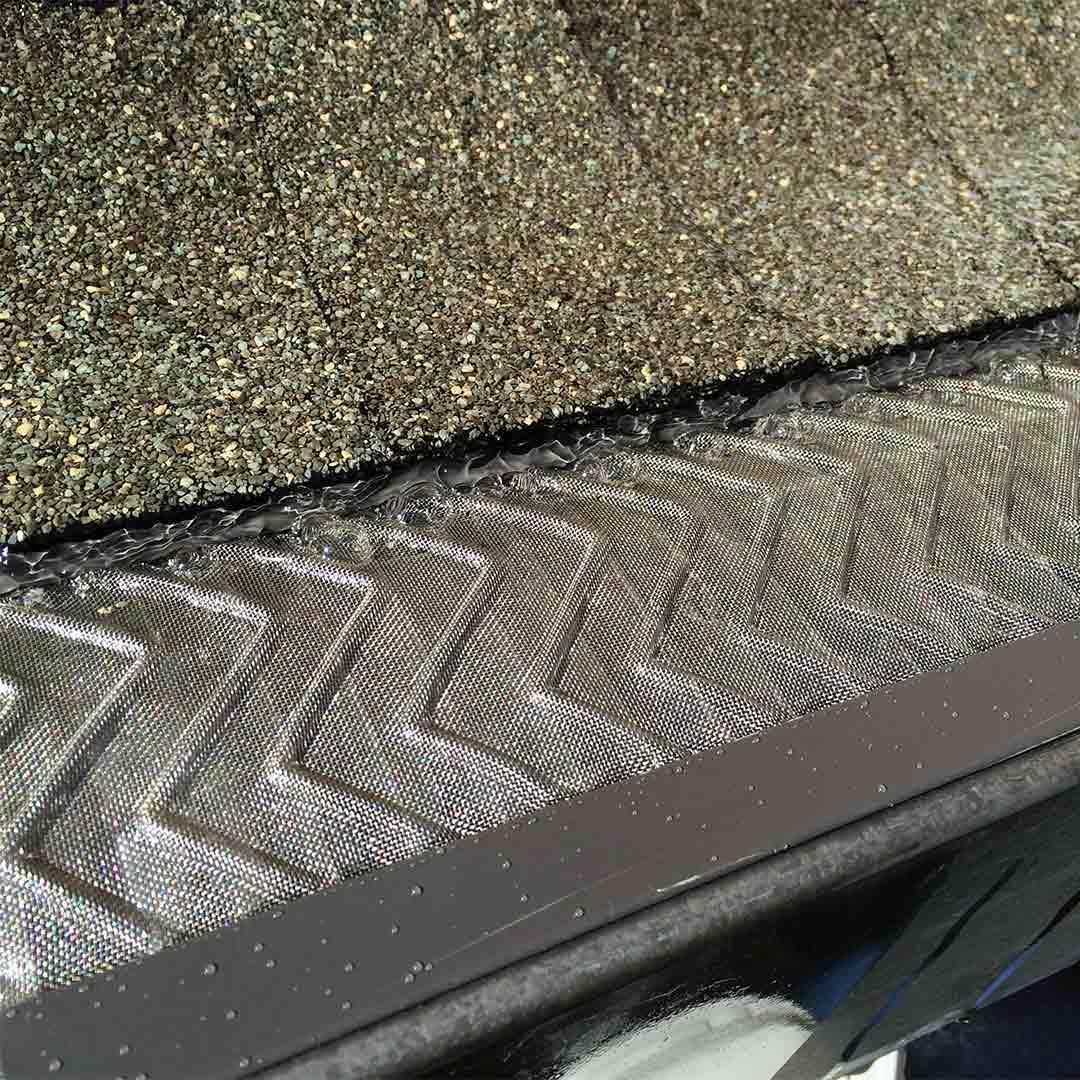 Bolt® on Flat Tile Roof