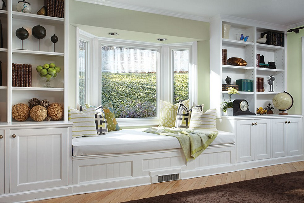 How To Create A Beautiful Yet Functional Bay Window Seat