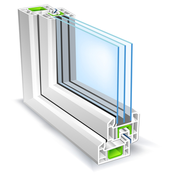 Triple Pane Window Technology