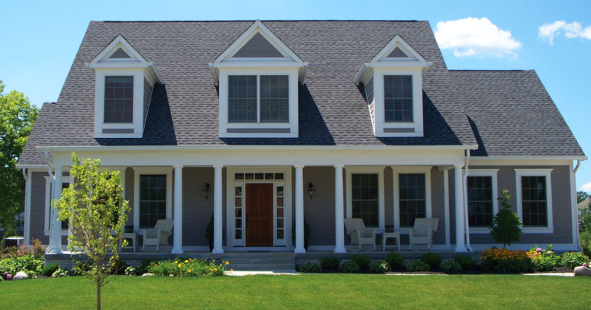 What are the best window styles for a cape cod home for Window styles for homes