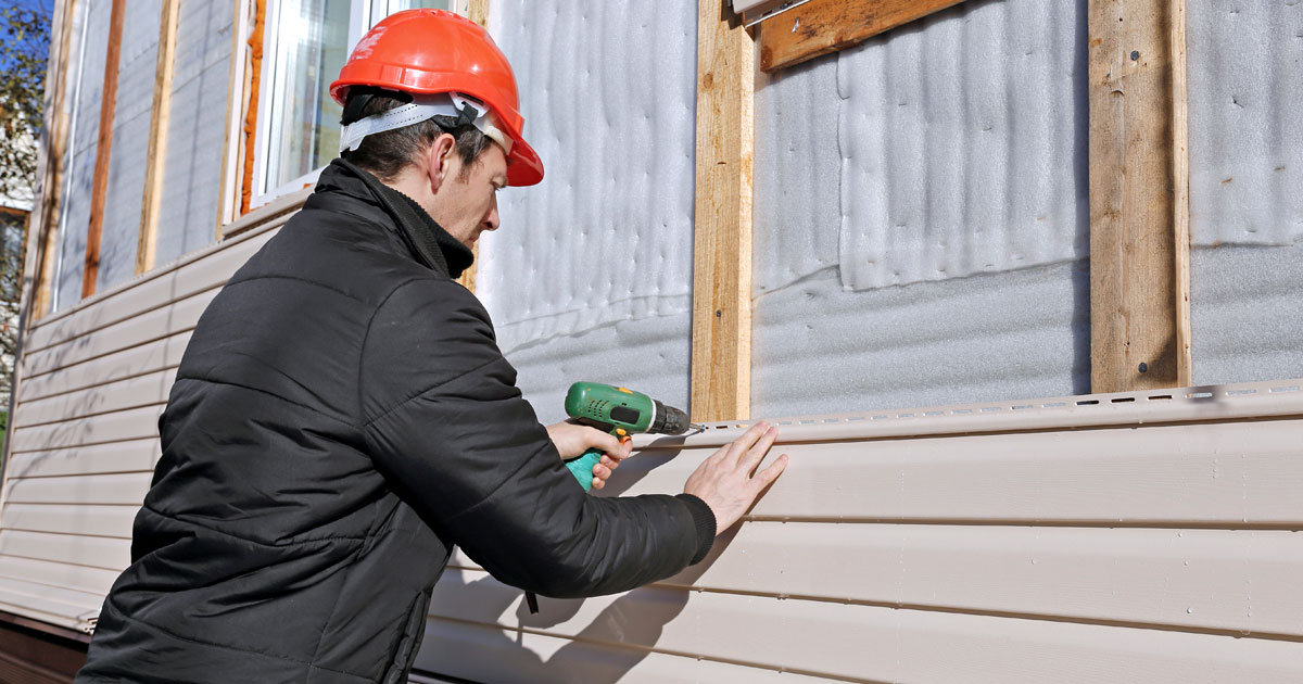 Guarantee good installation when you pick a good siding company.