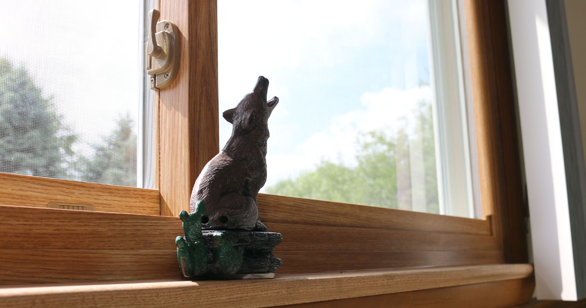 Drafty windows lead to higher utility bills and little to no energy savings.