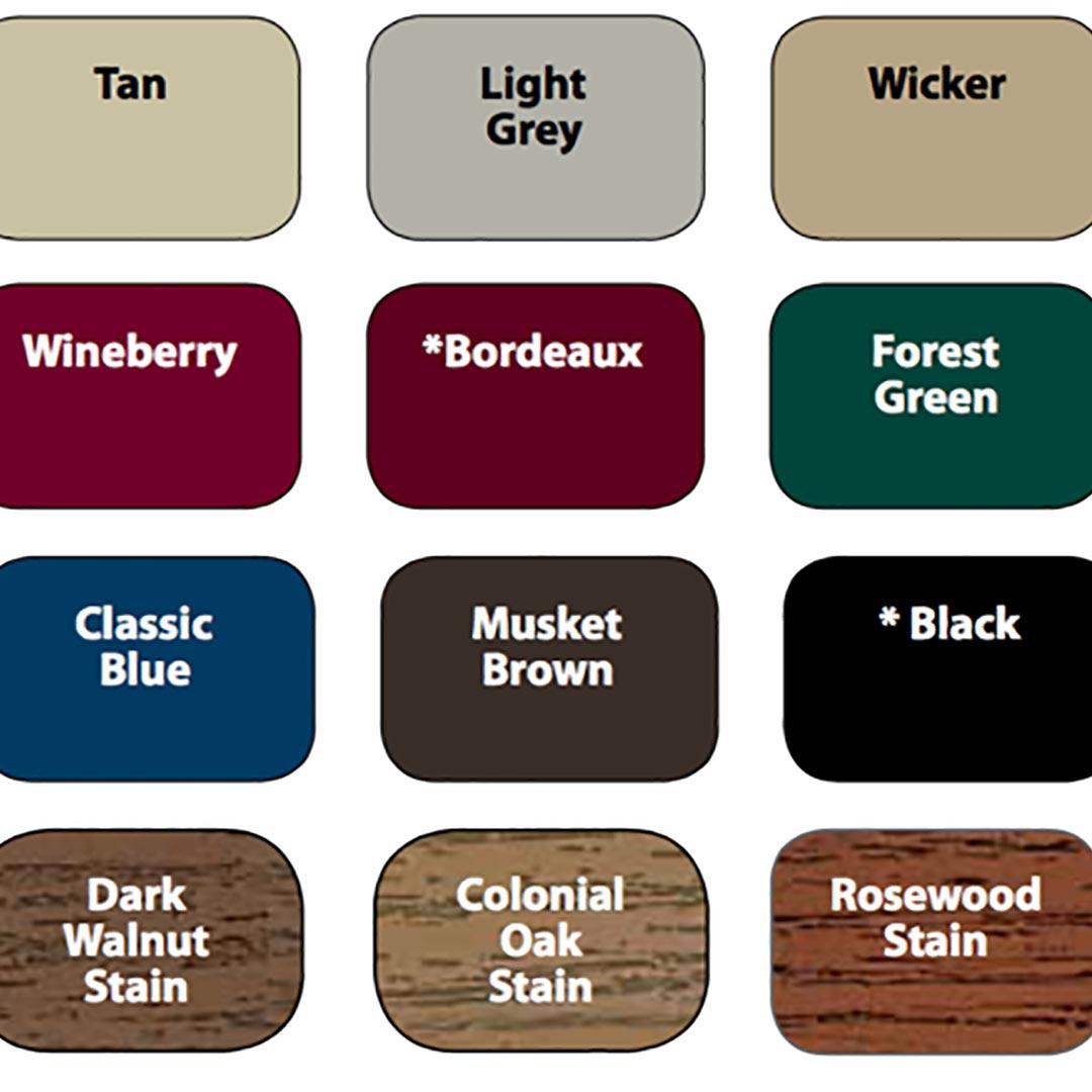 door color options