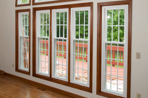 Increase your window's energy efficiency with windows filled with Argon or Krypton.