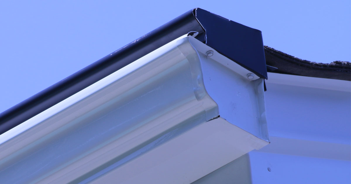 Gutter Guards in Indianapolis, Indiana