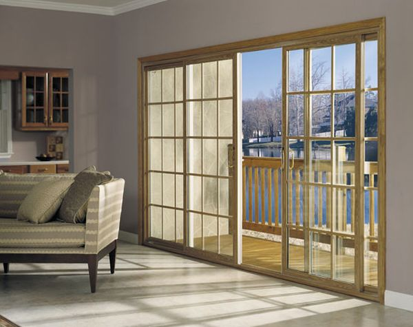 & 4 Places to Install a Sliding Glass Door
