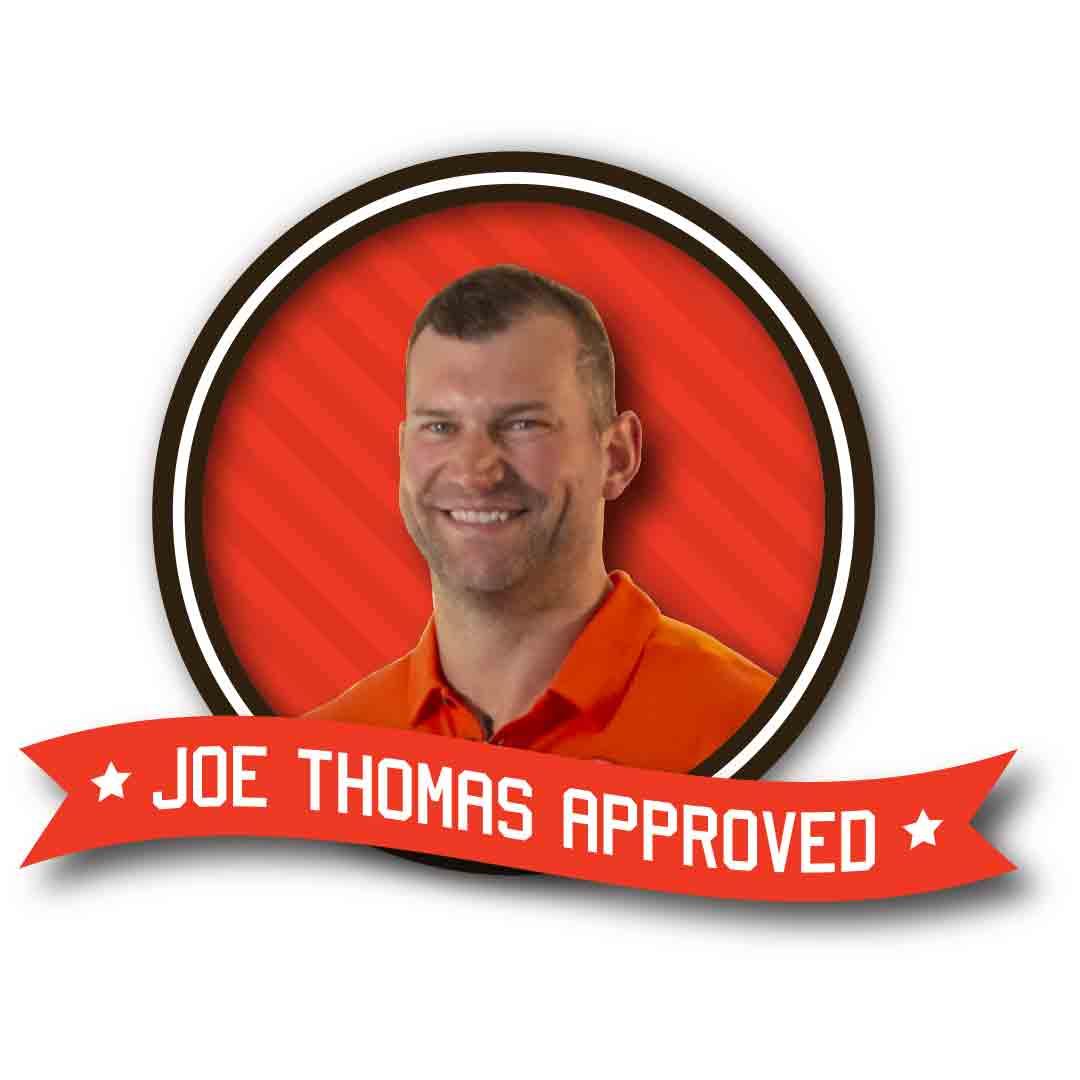 Joe Thomas Approved
