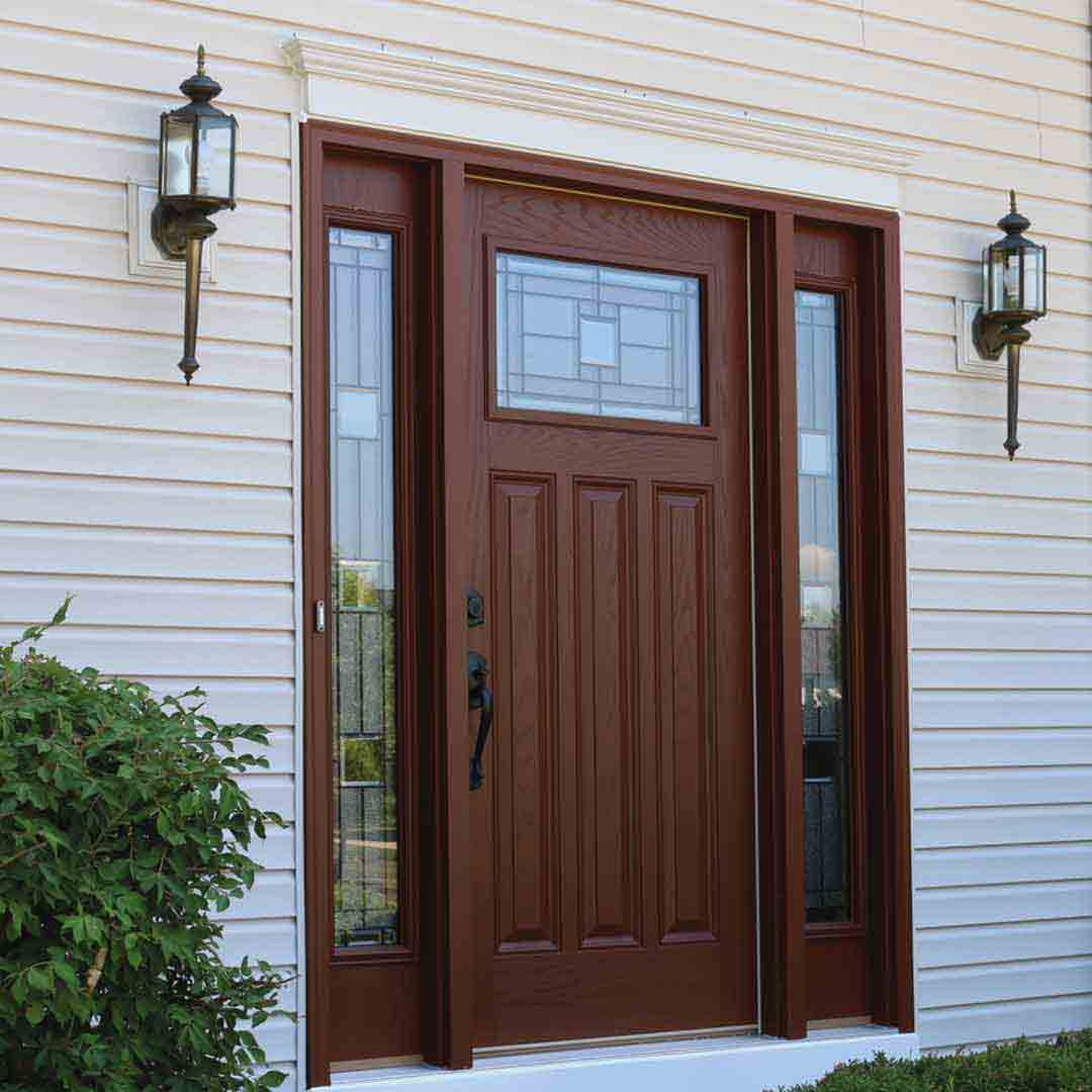 Replacement Entry Doors Plano TX