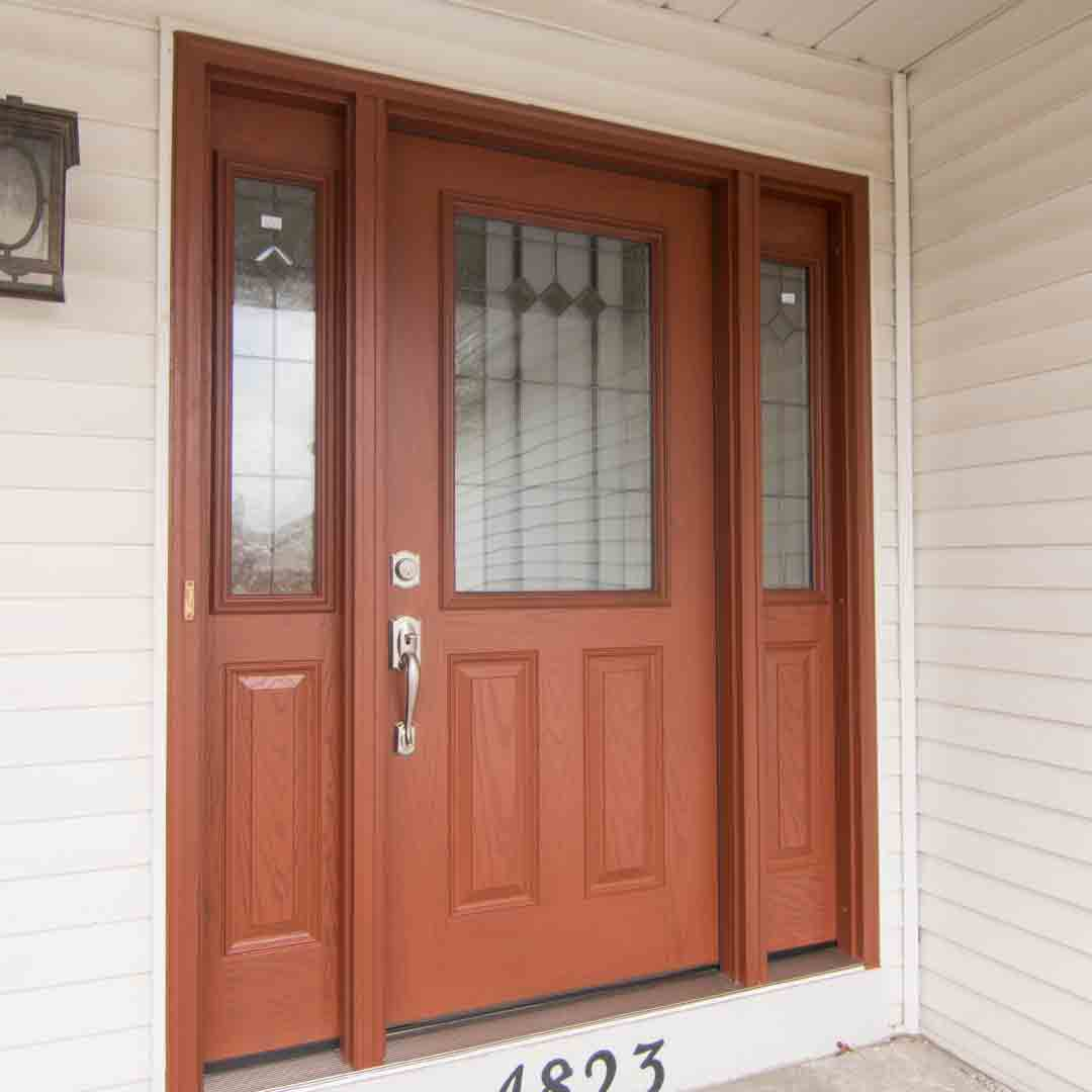 P Series Entry Doors