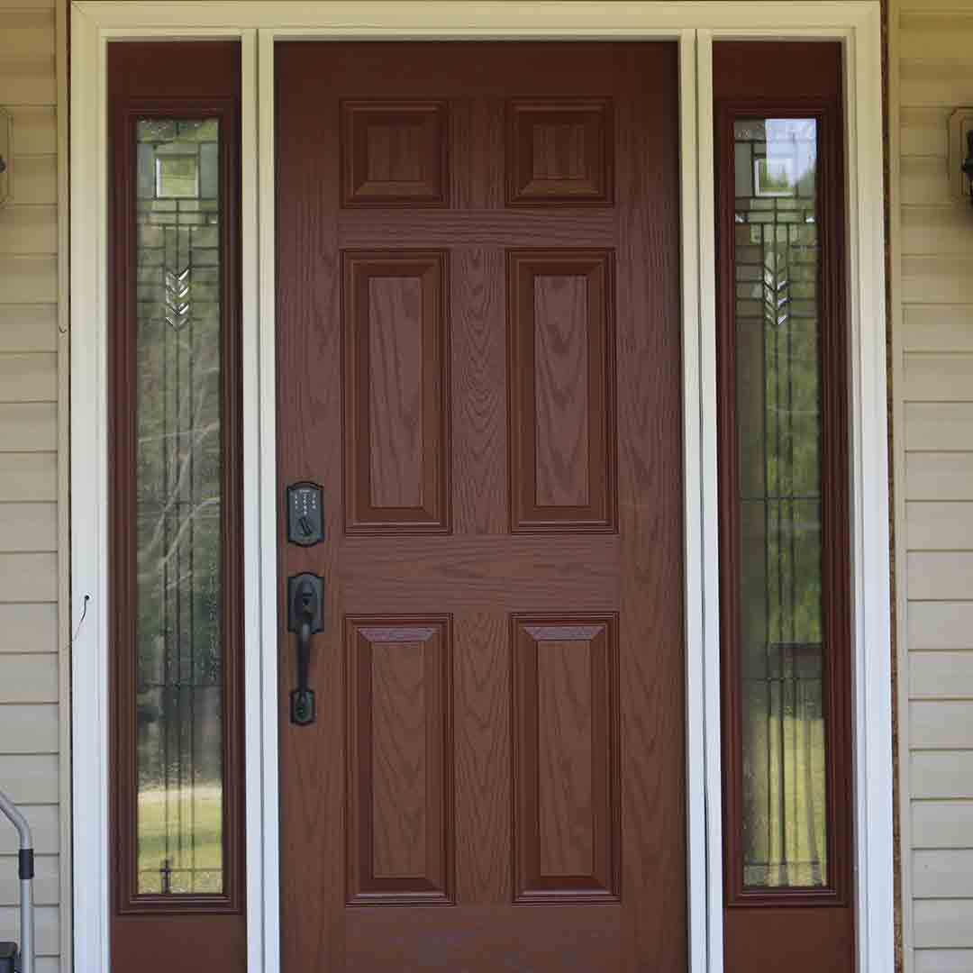 Entry Door Replacement Kannapolis NC