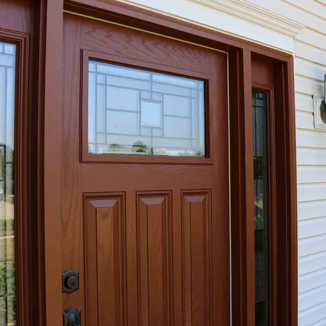 Front Door Replacement Loganville GA