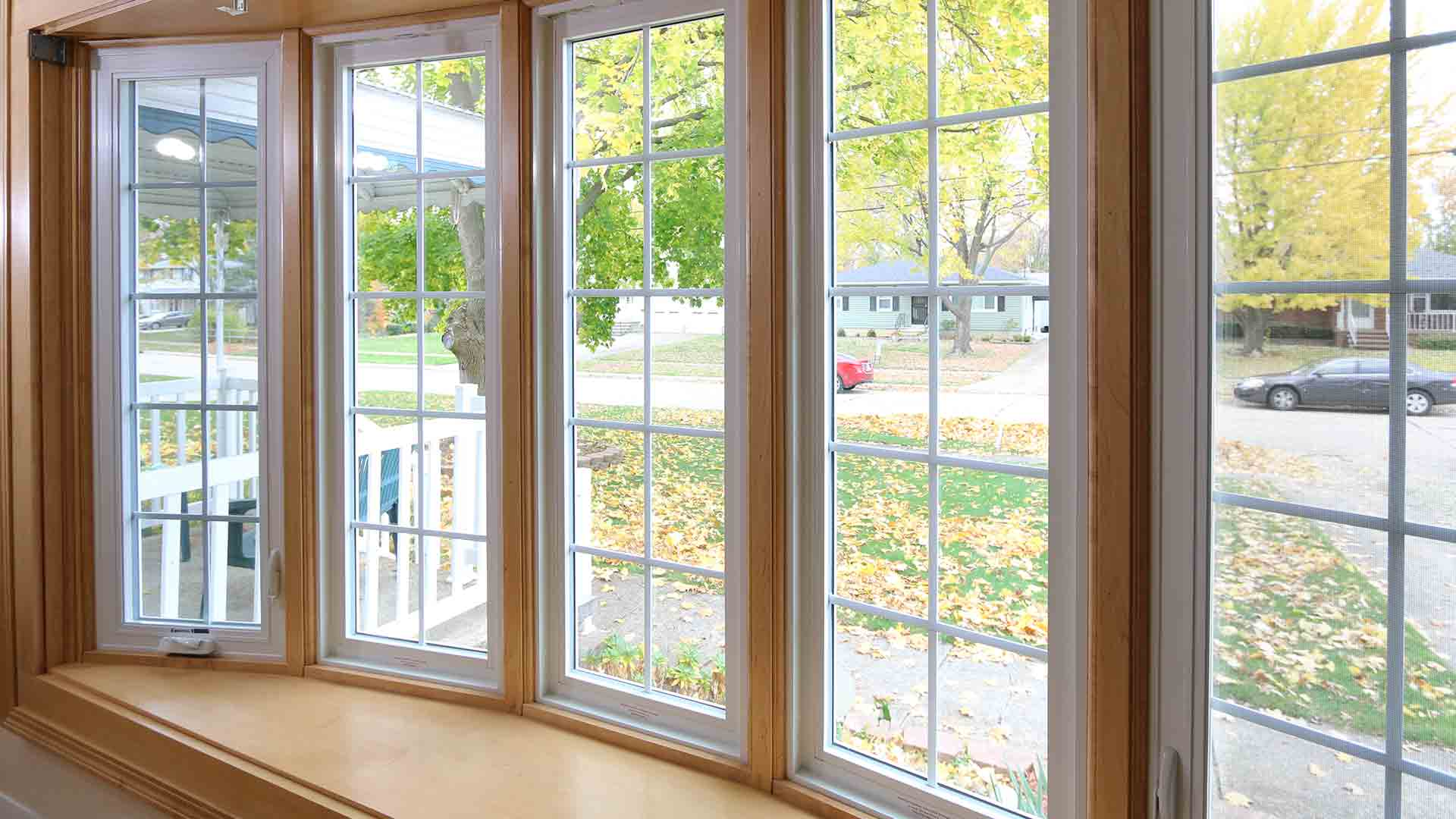 UniShield GL Series Vinyl Windows