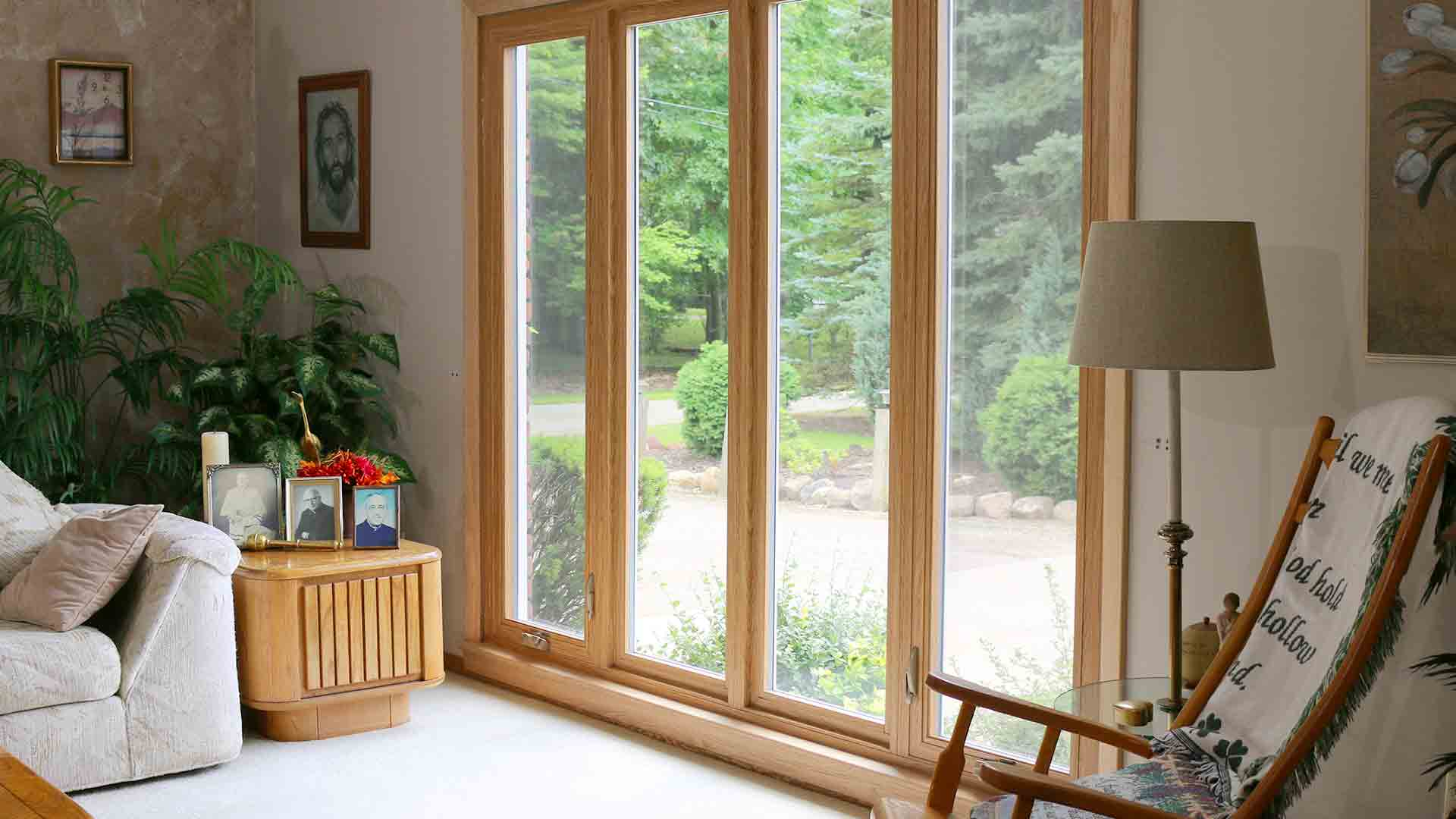 UniShield A Series Vinyl Windows