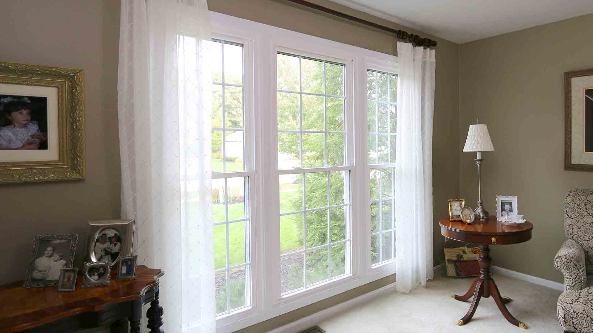 UniShield P Series Vinyl Windows