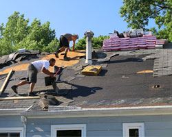 New Roof Installation Rocky River OH