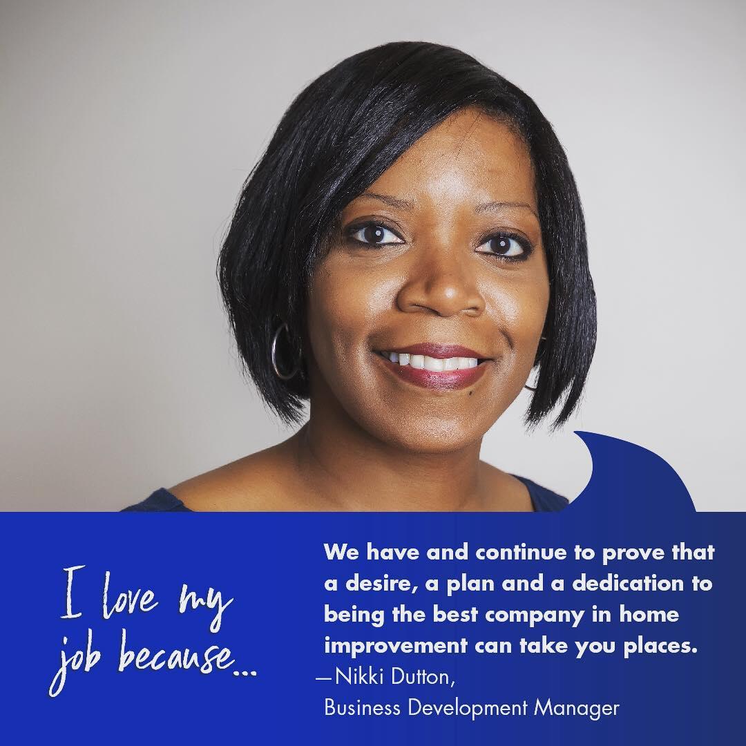Employee Testimonial - Nikki Dutton
