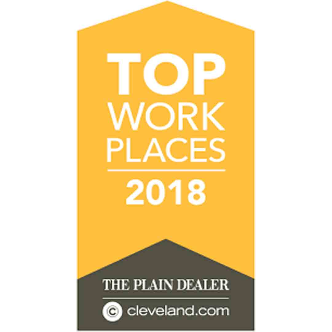 Voted a Top Workplace 2018